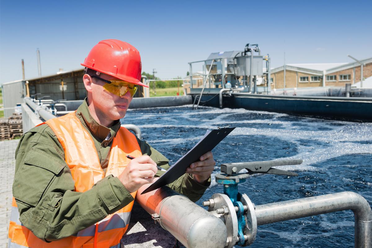 Управление качеството на водите