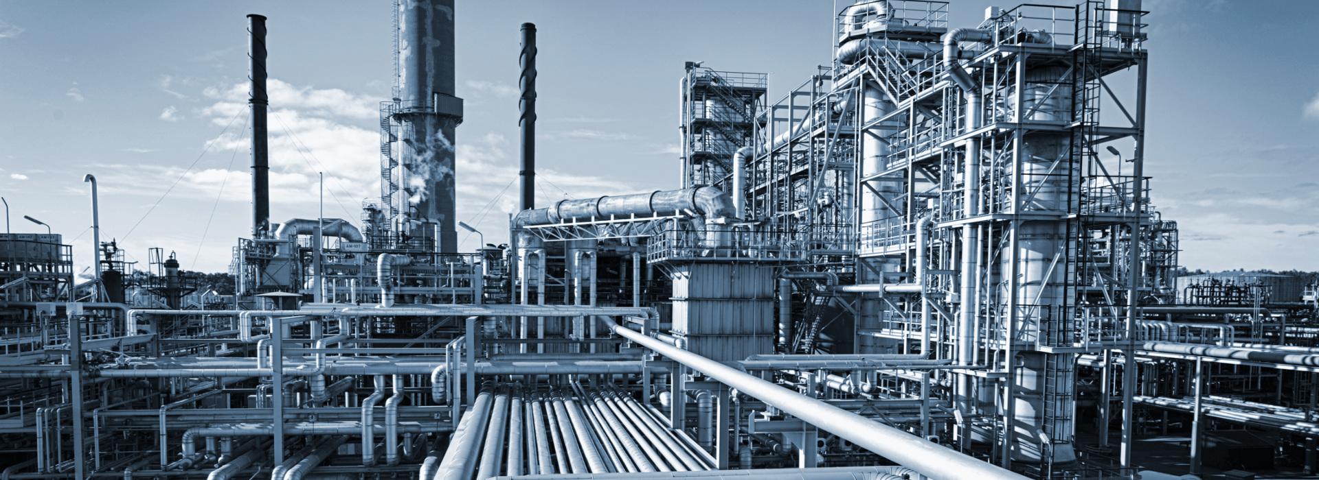 Управление на газовата инфраструктура