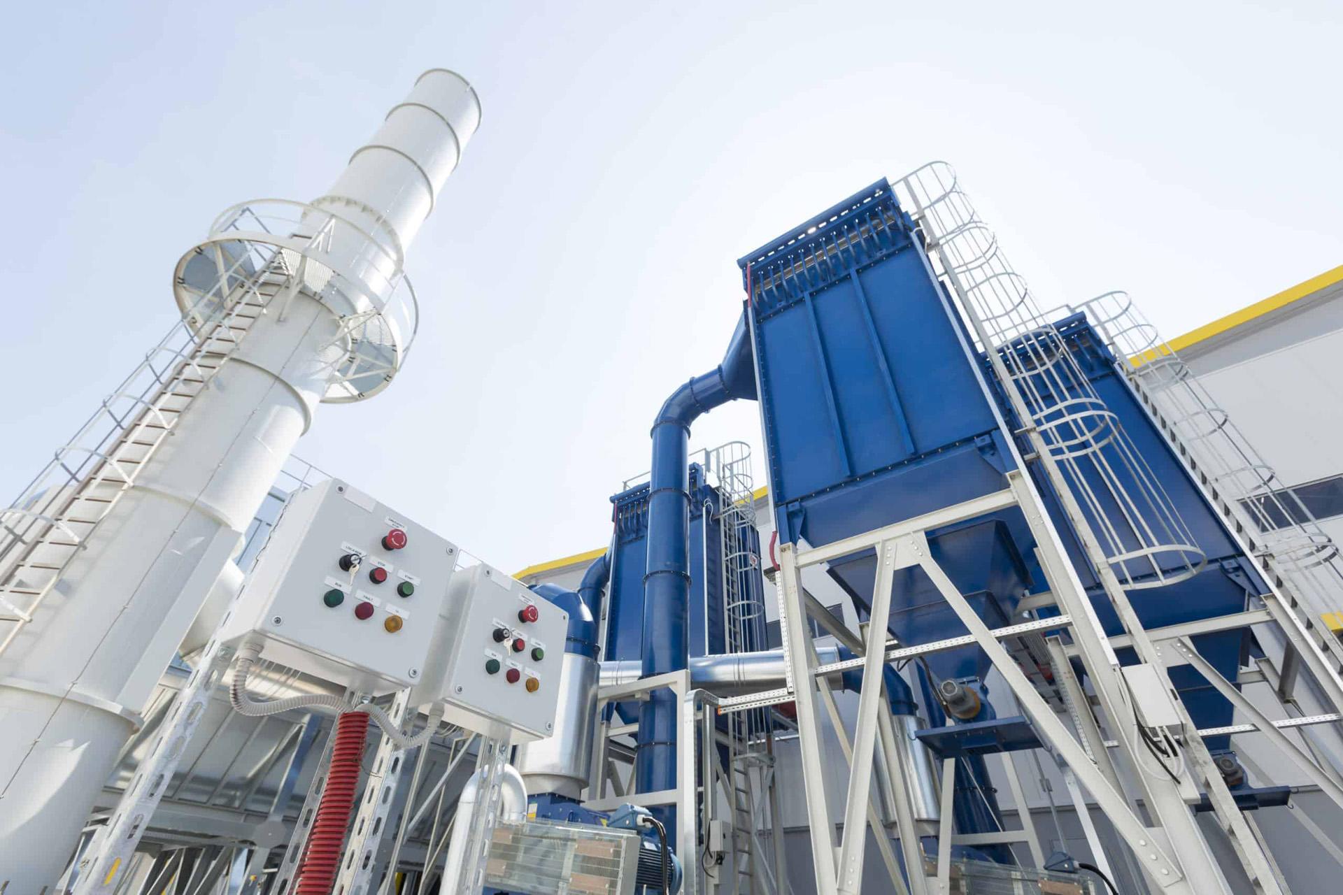 Машини, апарати и съоръжения за промишлена и битова газификация